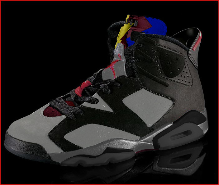 check out 89b26 5c551 Photo of the Day: What If? Air Jordan VI 'Bordeaux'