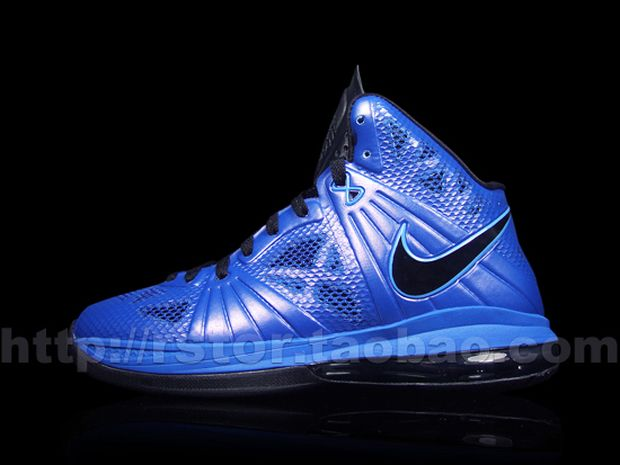 lebron 8 royal blue - photo #7
