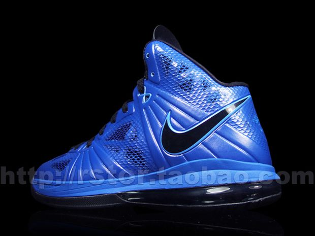lebron 8 royal blue - photo #11