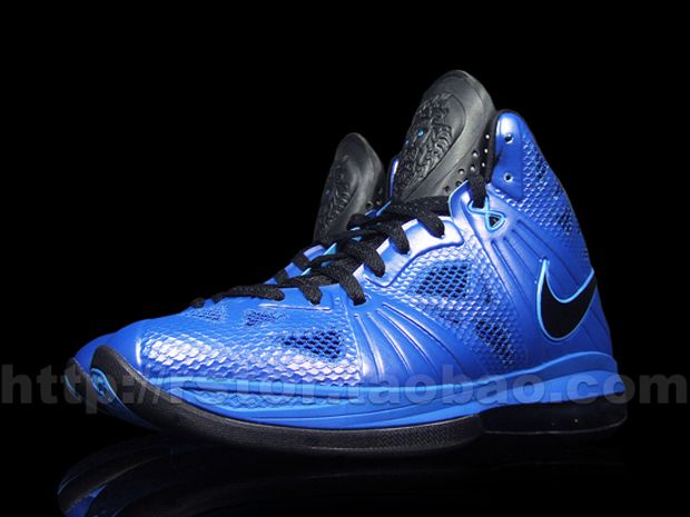 lebron 8 royal blue - photo #6