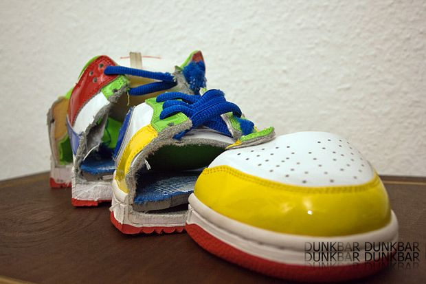 nike dunk low ebay
