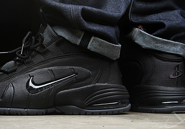 This past weekend was a trip down memory lane as the Nike Air Max Penny 1 '  ...