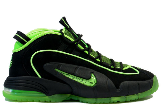 3be060cb74f070 Nike Air Max Penny 1 - Electric Green - Black