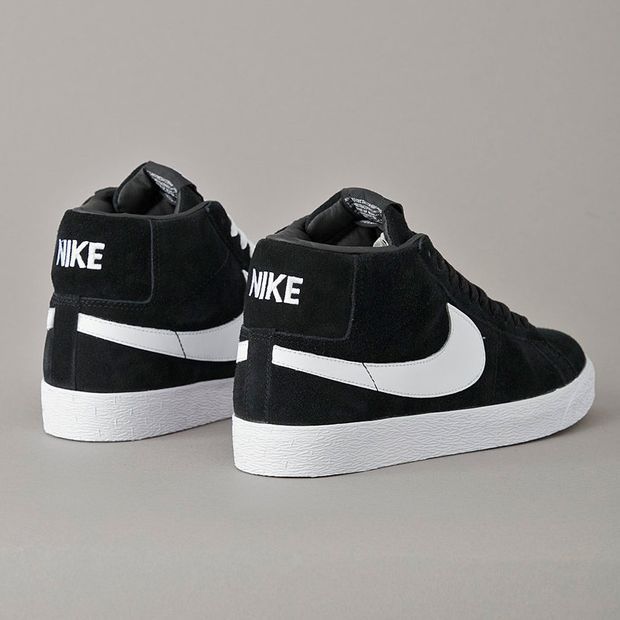 best sneakers 4839a 6de0b nike sb blazer black white