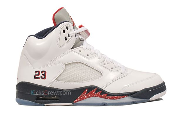 Air Jordan Retro 5 - Midnight Navy