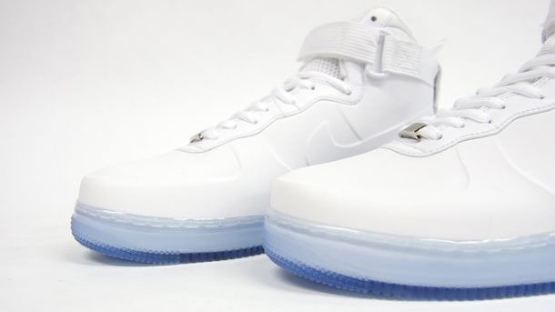 Nike Air Force 1 High Foamposite - White (7)