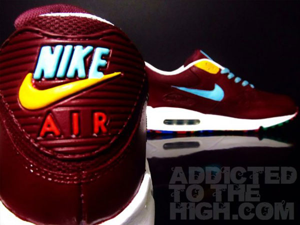 Útil bosquejo Alacena  Nike Air Max 90 - 'Parra x Patta' Customs by Mizzee Customs