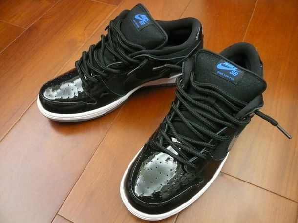 Air Jordan 11 and Nike SB Dunk Low 'Space Jam' Comparison (4)