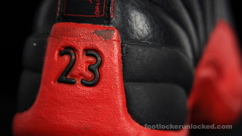 Air Jordan XII 'Flu Game' Sample 1997 (3)