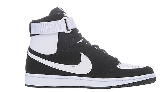 Nike Dynasty Hi Black/White