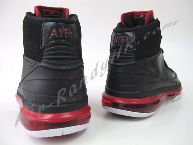 Air Jordan 2 Max Black Green Red White (6)