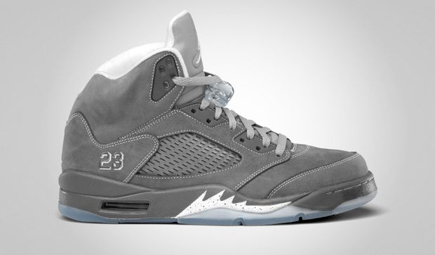 Air Jordan Retro 5 Wolf Grey (3)