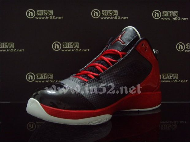 Air Jordan 2011 Quick Fuse Black/Red (7)