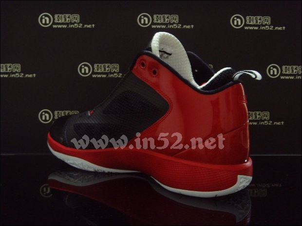 Air Jordan 2011 Quick Fuse Black/Red (6)