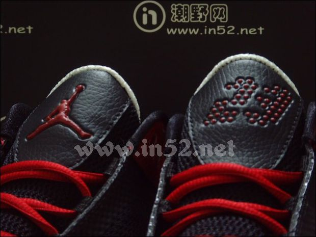 Air Jordan 2011 Quick Fuse Black/Red (5)