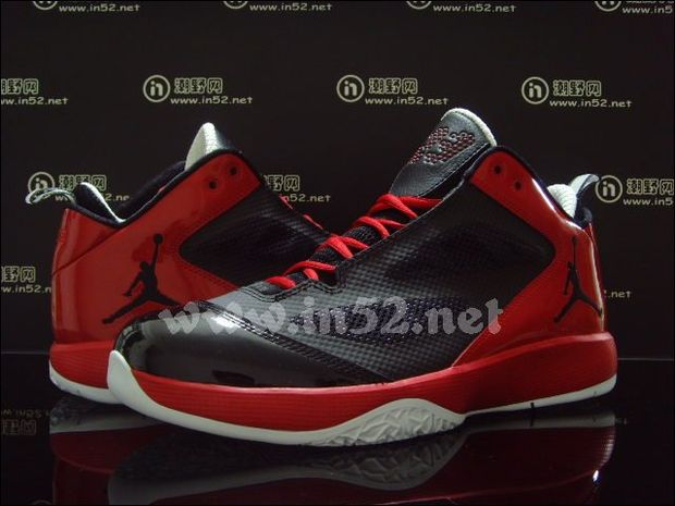 Air Jordan 2011 Quick Fuse Black/Red (4)
