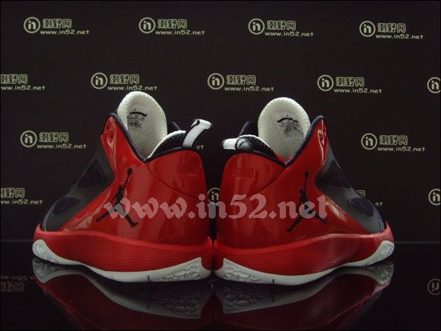 Air Jordan 2011 Quick Fuse Black/Red (3)