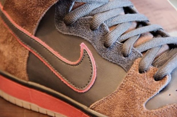 7c0d6d55f796 Brooklyn Projects x Nike SB Dunk High  Reign in Blood  Detailed Images
