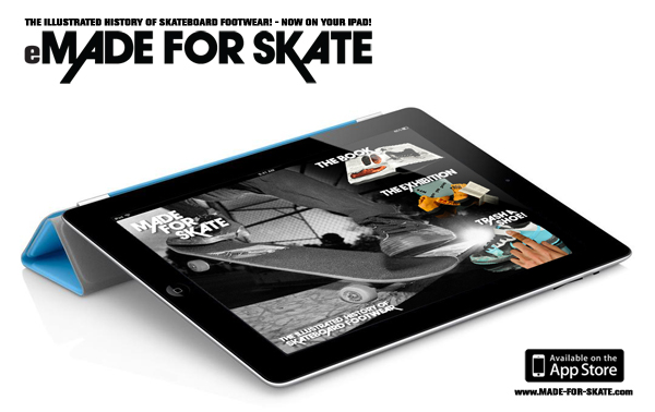 eMade for Skate Ipad App (1)