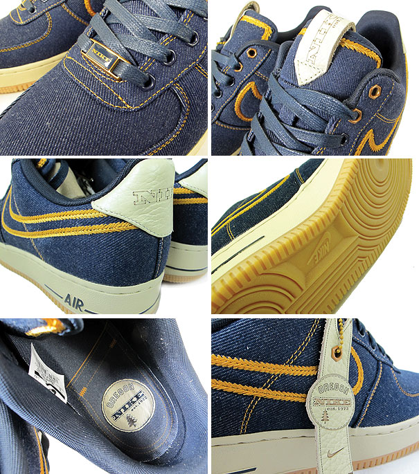 Nike Air Force 1 Premium Denim (2)