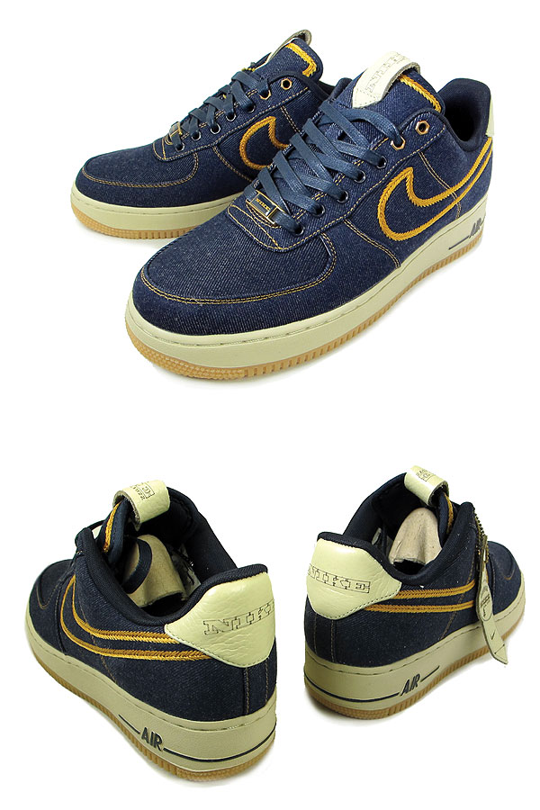 Nike Air Force 1 Premium Denim (1)