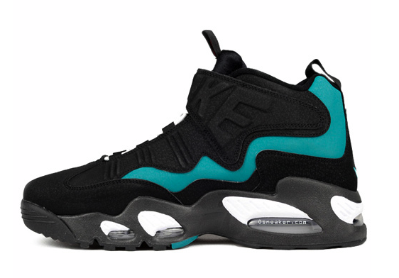 Nike Air Griffey Max 1 Mariners Emerald (1)