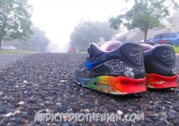 Nike Air Max 90 Busy P Customs by Mizzee (11)