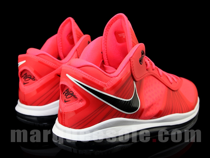 Nike Lebron 8 V2 Low Infrared (7)