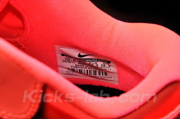 Nike Lebron 8 V2 Low Solar Red (2)