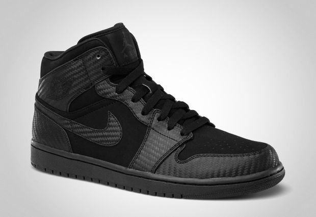 Air Jordan 1 Phat Carbon Fiber (1)