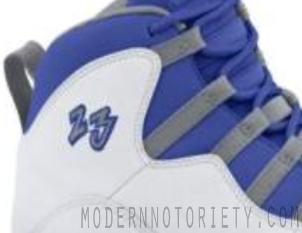 air jordan 10 white old royal stealth