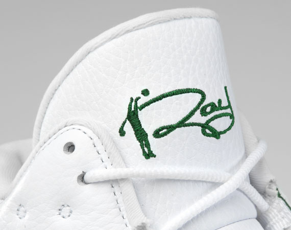 Air Jordan 13 Ray Allen Boston PE Release Date (5)