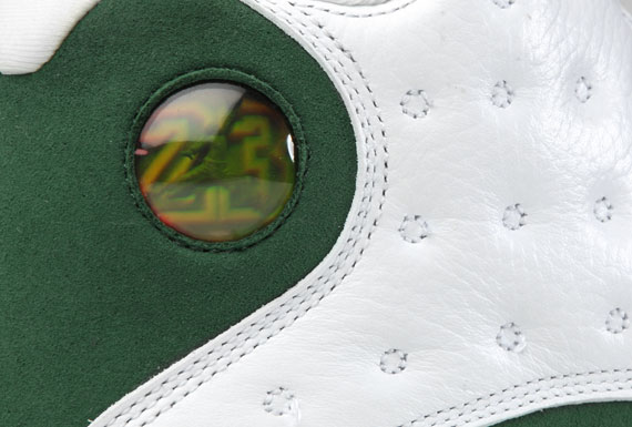 Air Jordan 13 Ray Allen Boston PE Release Date (1)