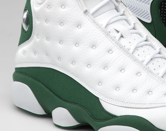 Air Jordan 13 Ray Allen Boston PE Release Date (4)