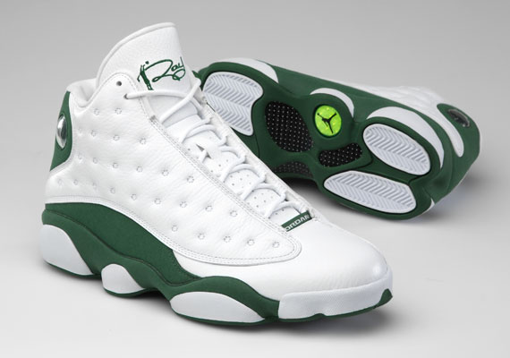 Air Jordan 13 Ray Allen Boston PE Release Date (2)