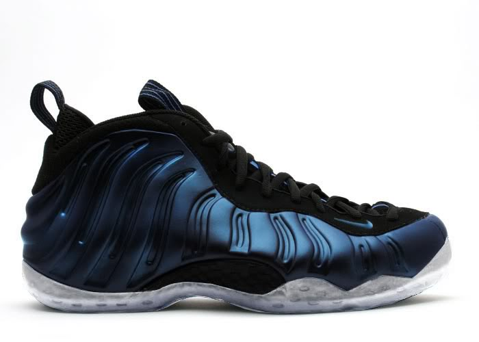 Nike Air Foamposite 1 'Yankees' Photoshop (2)