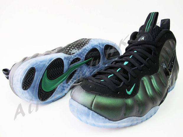 Nike Air Foamposite Pro Dark Pine (3)