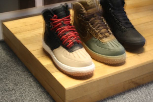 Nike Air Force 1 Duck Boot Fall 2011 (2)