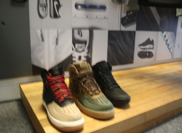 Nike Air Force 1 Duck Boot Fall 2011 (1)