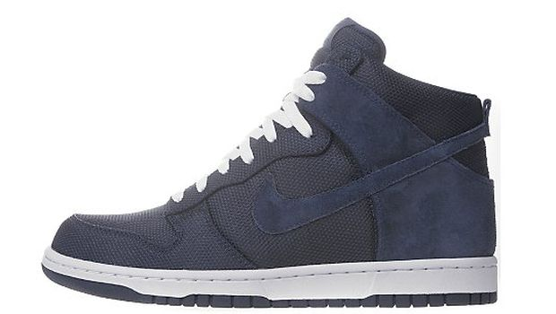 Nike Dunk High Obsidian White (4)