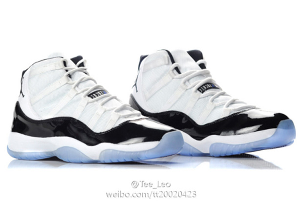 Air Jordan 11 Concord New Images (2)