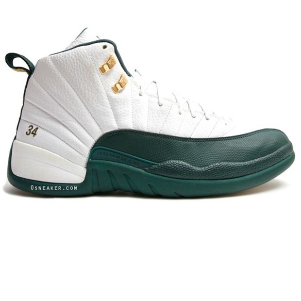 Air jordan 12 Ray Allen Boston Player Exclusive (7)