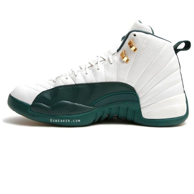 Air jordan 12 Ray Allen Boston Player Exclusive (5)