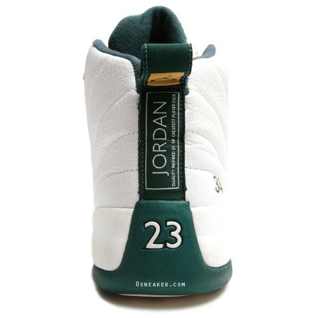 Air jordan 12 Ray Allen Boston Player Exclusive (4)