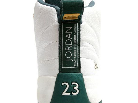Air jordan 12 Ray Allen Boston Player Exclusive (2)