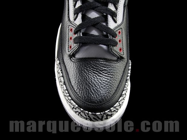 Air Jordan 3 Black / Cement 2011 (1)