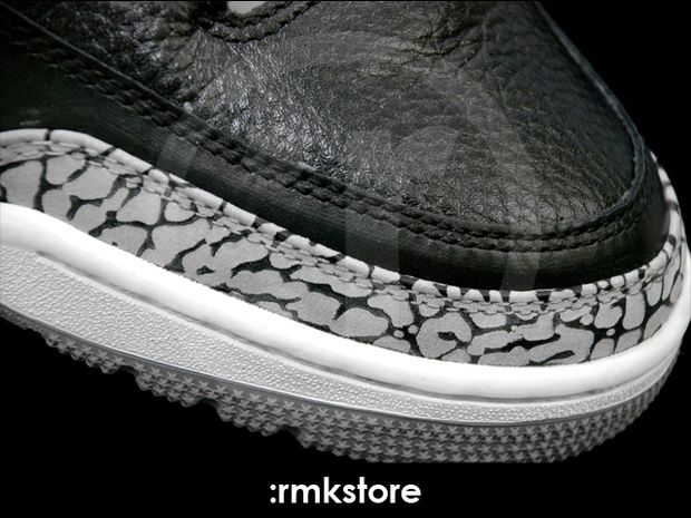 Air Jordan 3 Black / Cement 2011 (6)