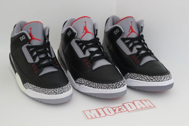 Air Jordan Black Cement 3 Comparison (11)