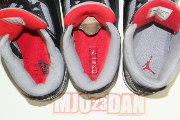 Air Jordan Black Cement 3 Comparison (9)