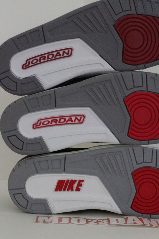Air Jordan Black Cement 3 Comparison (7)